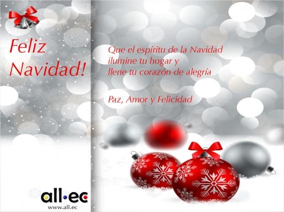 Feliz Navidad allecblogs